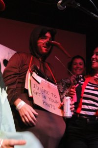 Reader Submission!  Jordon's Bed Bug Costume